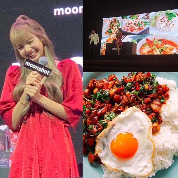 """Không ngờ món ăn yêu thích của Lisa (BLACKPINK) lại là """"món ăn quốc dân"""" góp mặt trong loạt ẩm thực xứ Hàn - Ảnh 1."""