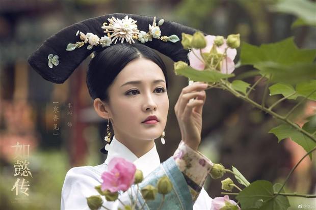 9 mỹ nhân trong bộ trang phục nhà Thanh: Dương Mịch xinh đẹp lộng lẫy, Châu Tấn soái khí ngút trời - Ảnh 20.