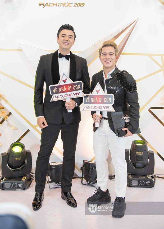Dàn sao khủng đổ bộ thảm đỏ VTV Awards: Bảo Thanh rạng rỡ hội ngộ gia đình Về nhà đi con, Nhã Phương lẻ bóng - Ảnh 9.