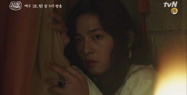 7 tình tiết cần biết trước khi bùng cháy hồi kết cuộc chiến Arthdal Niên Sử Kí: Ai cũng hóng twist khủng từ Song Joong Ki! - Ảnh 2.
