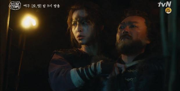 7 tình tiết cần biết trước khi bùng cháy hồi kết cuộc chiến Arthdal Niên Sử Kí: Ai cũng hóng twist khủng từ Song Joong Ki! - Ảnh 13.