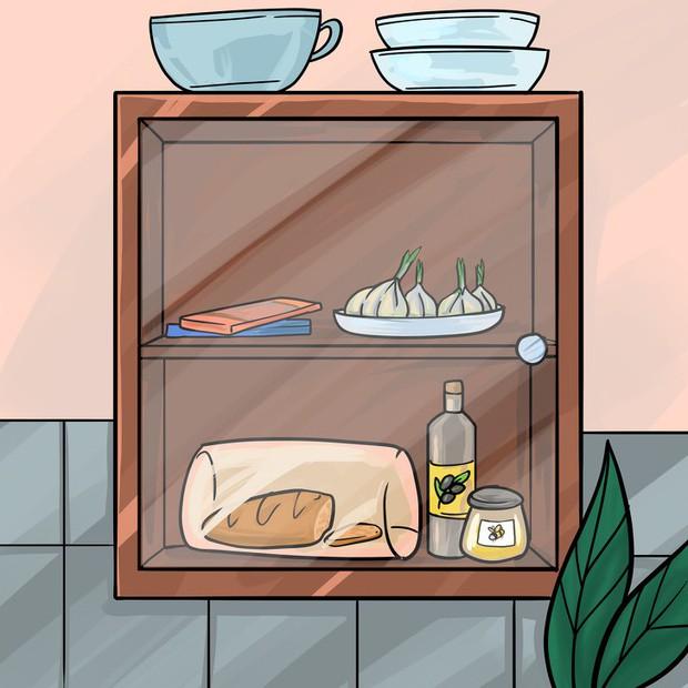 14 loại thực phẩm trong bếp hay được bảo quản sai chỗ, làm chúng mất đi chất dinh dưỡng tốt nhất - Ảnh 1.