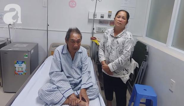 Nghẹn ngào câu nói của cụ ông 84 tuổi dành cho vợ trong bệnh viện: 7 đứa con không lo được, bà bỏ cho tôi chết đi - Ảnh 1.