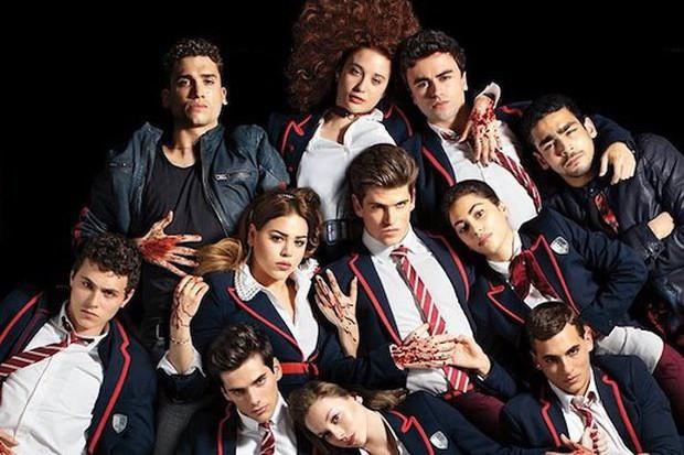 Review Elite season 2: Kì án học đường gay cấn, dàn trai xinh gái đẹp Tây Ban Nha đẹp đến no mắt - Ảnh 1.