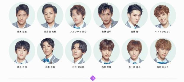 Produce 101 Nhật Bản ra mắt dàn thí sinh mờ nhạt, Host lại gây chú ý hơn cả! - Ảnh 3.