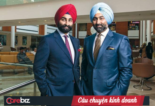 """Drama """"Người thừa kế"""" phiên bản thực: Anh em Singh đánh mất 2 tỷ USD, làm sụp đổ đế chế dược phẩm lớn nhất Ấn Độ chỉ vì đức tin mê muội, """"chiến"""" nhau hơn cả trong phim - Ảnh 1."""
