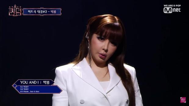 Xuất hiện trong show thực tế mới, Park Bom lại gây chú ý với gương mặt cứng đờ như tượng sáp - Ảnh 1.