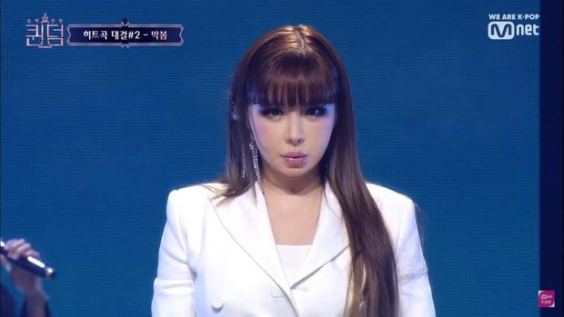Xuất hiện trong show thực tế mới, Park Bom lại gây chú ý với gương mặt cứng đờ như tượng sáp - Ảnh 2.