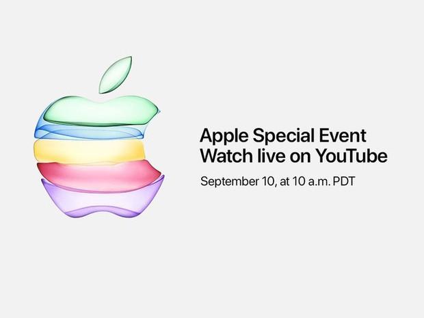 Lần đầu tiên trong lịch sử, iPhone 11 sẽ được Apple livestream ra mắt trên YouTube - Ảnh 1.