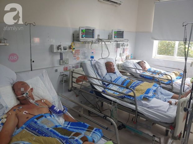 Nghẹn ngào câu nói của cụ ông 84 tuổi dành cho vợ trong bệnh viện: 7 đứa con không lo được, bà bỏ cho tôi chết đi - Ảnh 3.
