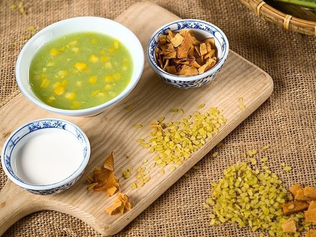 Mùa thu là mùa cốm nhưng trước khi ăn hãy học thuộc những điều này để mua được cốm sạch tránh ăn phải cốm tẩm hóa chất - Ảnh 3.