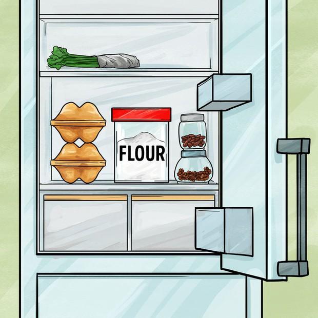 14 loại thực phẩm trong bếp hay được bảo quản sai chỗ, làm chúng mất đi chất dinh dưỡng tốt nhất - Ảnh 7.