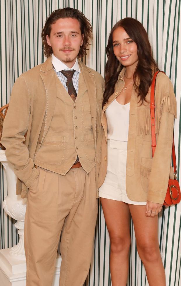 Vợ chồng Beckham vui mừng và tuyệt đối hài lòng khi Brooklyn dứt khoát chia tay với Hana Cross mãi mãi - Ảnh 2.