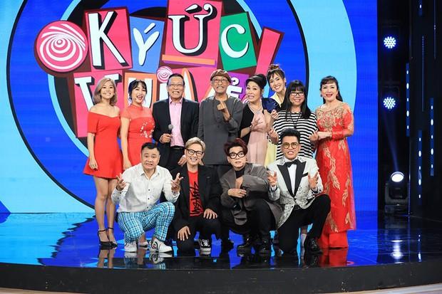 Ký ức vui vẻ là TV Show được vinh danh tại lễ trao giải VTV Awards 2019 - Ảnh 1.