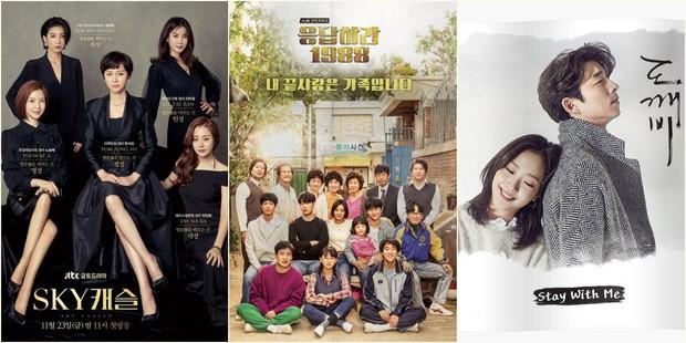 Bộ sậu đài công SBS - KBS - MBC thất thế nặng, phim truyền hình Hàn bây giờ là thời của đài cáp! - Ảnh 1.