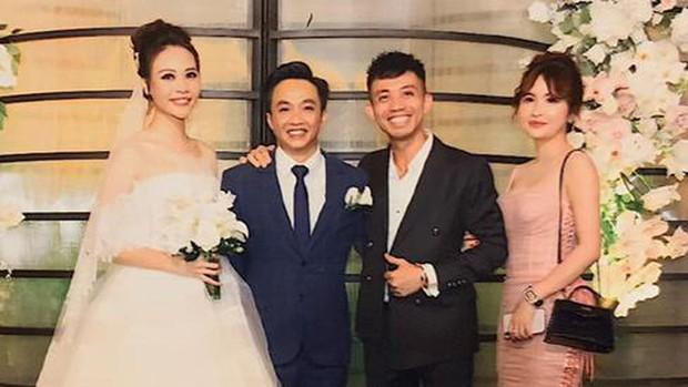 Phan Thành lẻ loi dự đám cưới gái Minh Nhựa, thiếu mất 1 người quan trọng trong hội bạn chơi siêu xe nức tiếng Sài Gòn - Ảnh 8.