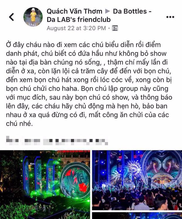Luôn miệng nói yêu fan nhưng Bích Phương, Noo Phước Thịnh và loạt sao vẫn có những lúc mắng fan xơi xơi siêu đanh đá - Ảnh 4.