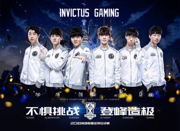 LMHT: Đương kim vô địch Invictus Gaming chật vật giành vé tới CKTG, bắt đầu hành trình bảo vệ ngôi vương - Ảnh 2.