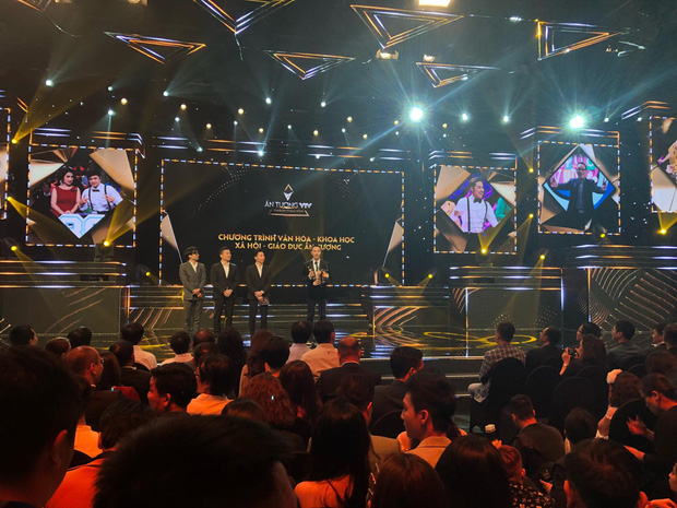 Ký ức vui vẻ là TV Show được vinh danh tại lễ trao giải VTV Awards 2019 - Ảnh 2.