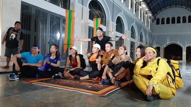 S.T Sơn Thạch - Bình An: Có những chặng BTC Cuộc đua kỳ thú muốn đội Nâu chậm lại một chút - Ảnh 4.