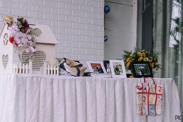 Đám cưới #livegreen dễ thương hết sức ở Lâm Đồng: Cô dâu chú rể nói không với túi nilon và chai nhựa, chuẩn bị sẵn túi vải cho khách - Ảnh 6.