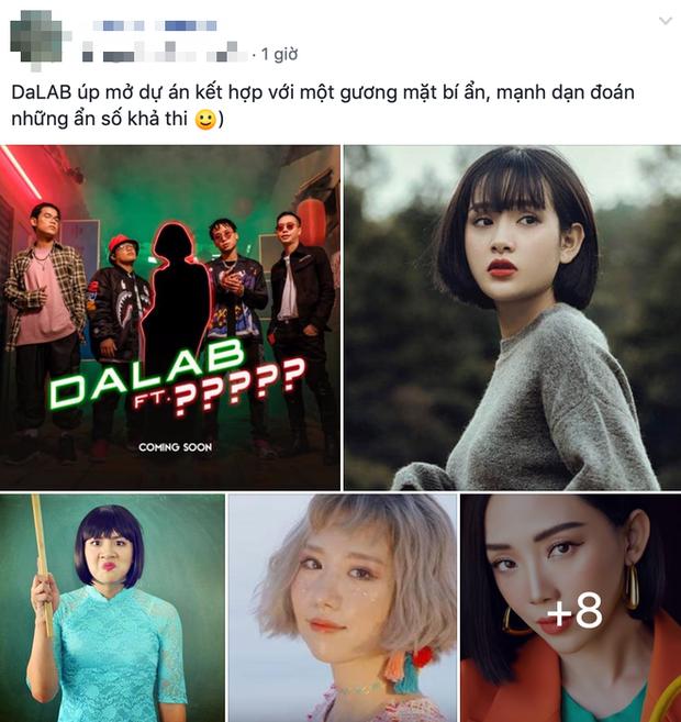 Da LAB hợp tác với nhân vật tóc ngắn cho màn comeback cực mạnh: Từ Tóc Tiên, Chi Pu cho đến Duy Khánh, Anh Đức, Taylor Swift đều bị triệu hồi - Ảnh 3.