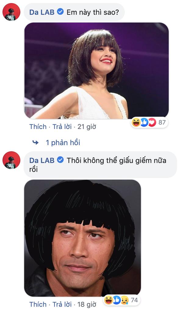 Da LAB hợp tác với nhân vật tóc ngắn cho màn comeback cực mạnh: Từ Tóc Tiên, Chi Pu cho đến Duy Khánh, Anh Đức, Taylor Swift đều bị triệu hồi - Ảnh 13.