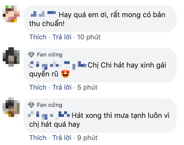 Chờ mãi trời mới đổ mưa, Chi Pu trổ tài cover nhạc Châu Kiệt Luân hết sức so deep liệu fan có đổ hay chưa? - Ảnh 6.