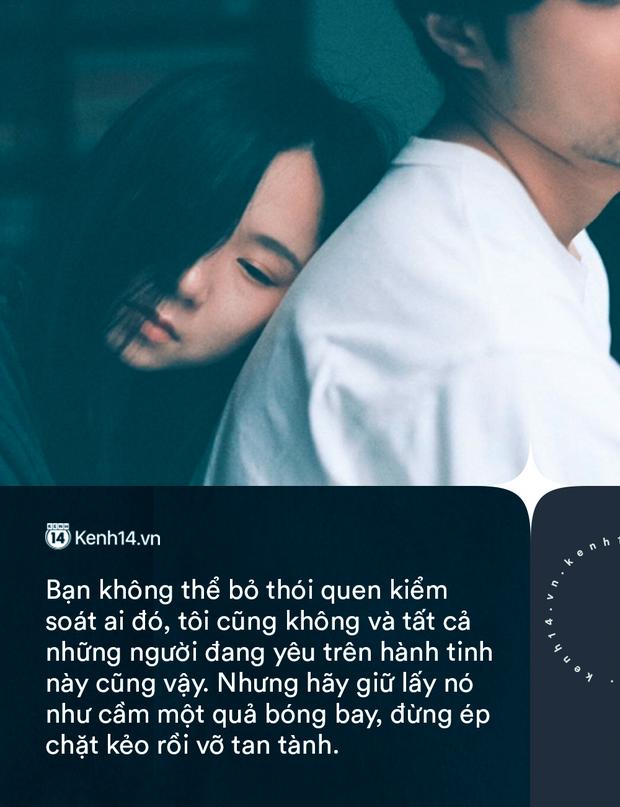 Bạn có thấy mình trong drama của Goo Hye Sun: Yêu nhau hay giám sát cuộc đời nhau? - Ảnh 6.