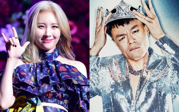 Sunmi tiết lộ lý do vì sao gà cũ JYP sau khi rời công ty quyết không hợp tác cùng với Park Jinyoung một lần nào nữa - Ảnh 4.
