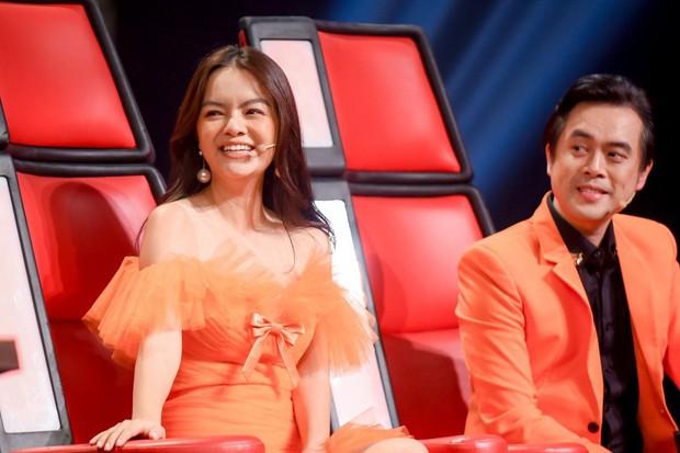 Giọng hát Việt nhí: Mất thí sinh liên tục, Hương Giang nghiêm khắc dạy dỗ học trò trên sóng truyền hình - Ảnh 1.
