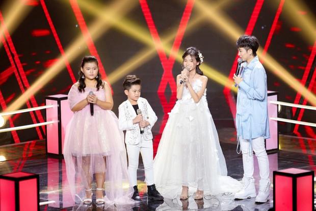 Giọng hát Việt nhí: Mất thí sinh liên tục, Hương Giang nghiêm khắc dạy dỗ học trò trên sóng truyền hình - Ảnh 10.