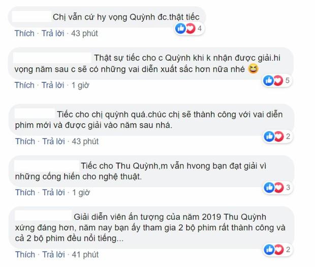 Trắng tay ở VTV Awards nhưng spotlight Thu Quỳnh ôm trọn: Nữ chính ấn tượng trong lòng khán giả gọi tên My Sói! - Ảnh 6.
