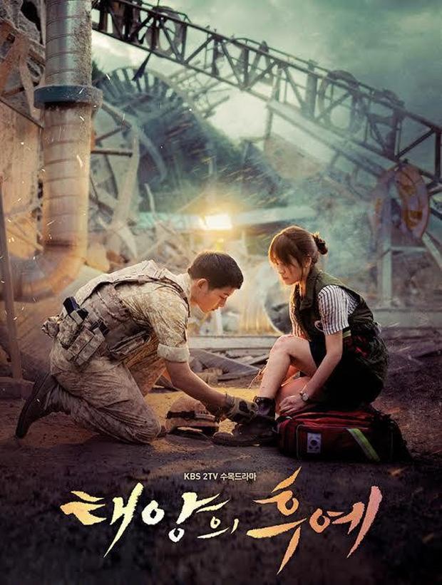 Bộ sậu đài công SBS - KBS - MBC thất thế nặng, phim truyền hình Hàn bây giờ là thời của đài cáp! - Ảnh 5.