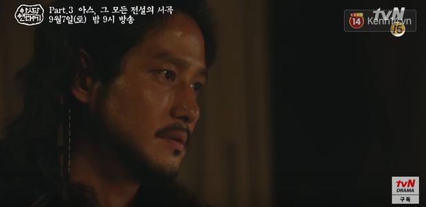Arthdal Niên Sử Kí tập 13: Ra tay anh hùng cứu mĩ nhân, Song Joong Ki được cả tộc xúm vào đền ơn - Ảnh 4.