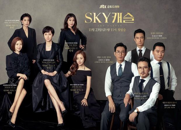 Bộ sậu đài công SBS - KBS - MBC thất thế nặng, phim truyền hình Hàn bây giờ là thời của đài cáp! - Ảnh 9.