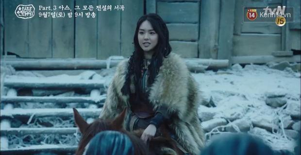 Arthdal Niên Sử Kí tập 13: Ra tay anh hùng cứu mĩ nhân, Song Joong Ki được cả tộc xúm vào đền ơn - Ảnh 18.