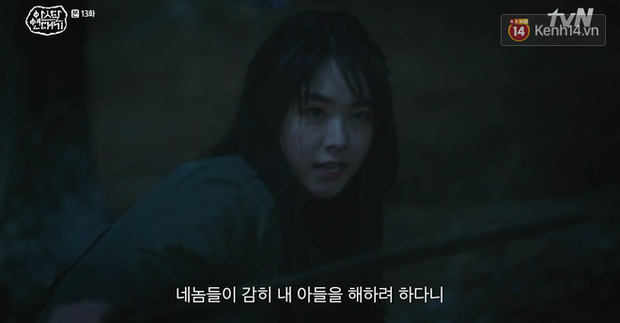 Arthdal Niên Sử Kí tập 13: Ra tay anh hùng cứu mĩ nhân, Song Joong Ki được cả tộc xúm vào đền ơn - Ảnh 13.