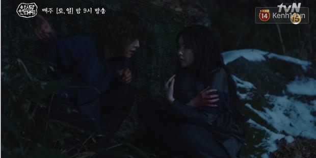 Arthdal Niên Sử Kí tập 13: Ra tay anh hùng cứu mĩ nhân, Song Joong Ki được cả tộc xúm vào đền ơn - Ảnh 15.