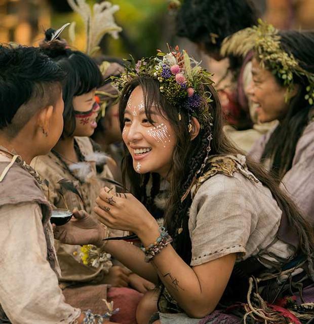 7 bóng hồng của Song Joong Ki ở Arthdal: Hết BLACKPINK, con lai Nga Hàn tới mỹ nhân Nhật đẹp nức lòng người xem - Ảnh 20.