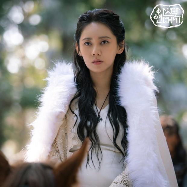 7 bóng hồng của Song Joong Ki ở Arthdal: Hết BLACKPINK, con lai Nga Hàn tới mỹ nhân Nhật đẹp nức lòng người xem - Ảnh 27.