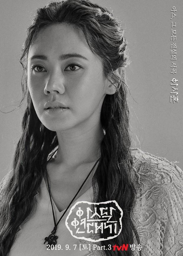 7 bóng hồng của Song Joong Ki ở Arthdal: Hết BLACKPINK, con lai Nga Hàn tới mỹ nhân Nhật đẹp nức lòng người xem - Ảnh 29.