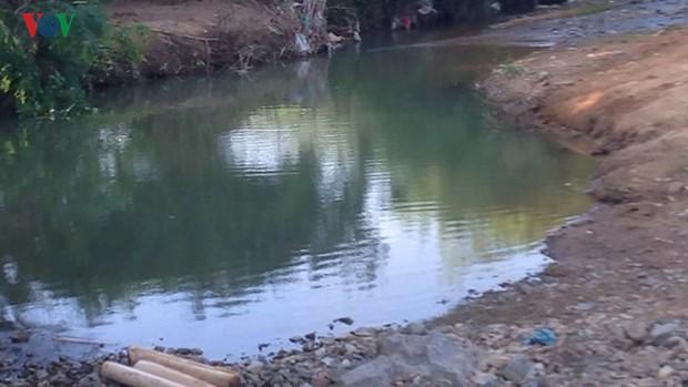 Hai anh em ruột đuối nước thương tâm khi tắm suối ở Quảng Trị - Ảnh 1.