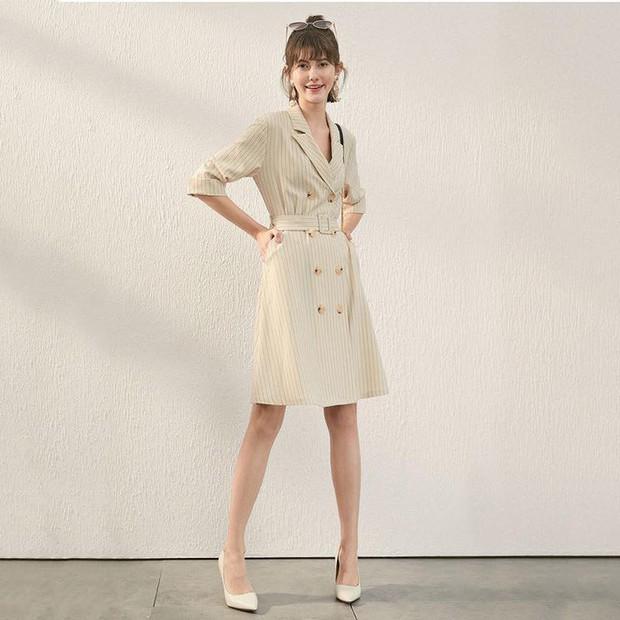 """4 kiểu váy đáng sắm nhất mùa Thu 2019, nàng công sở xem qua cũng """"tậu"""" được vài cái - Ảnh 9."""