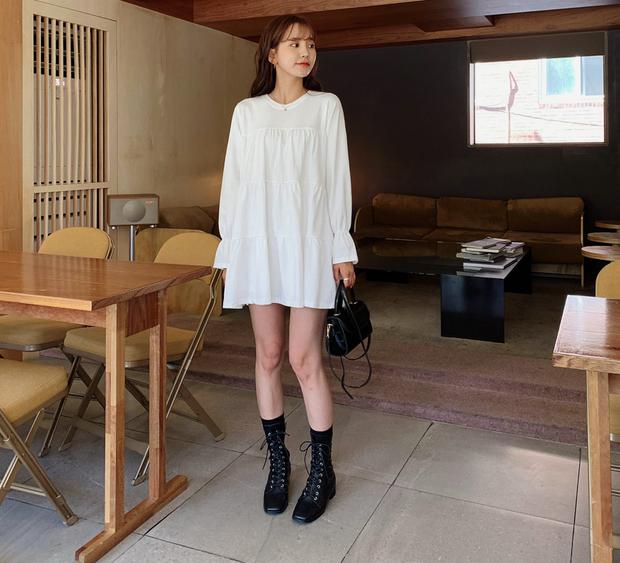 """4 kiểu váy đáng sắm nhất mùa Thu 2019, nàng công sở xem qua cũng """"tậu"""" được vài cái - Ảnh 12."""