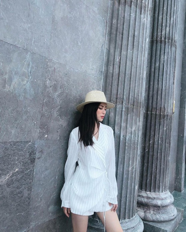 Ngọc Anh, Nam Thương lên đồ trẻ trung, đọ vẻ sang chảnh với Huyền Baby trong street style hot mom tuần này - Ảnh 3.