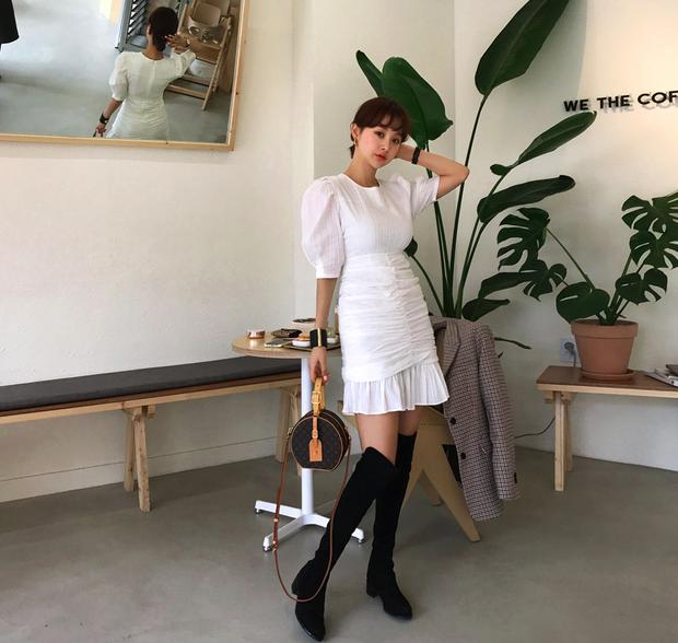 """4 kiểu váy đáng sắm nhất mùa Thu 2019, nàng công sở xem qua cũng """"tậu"""" được vài cái - Ảnh 2."""