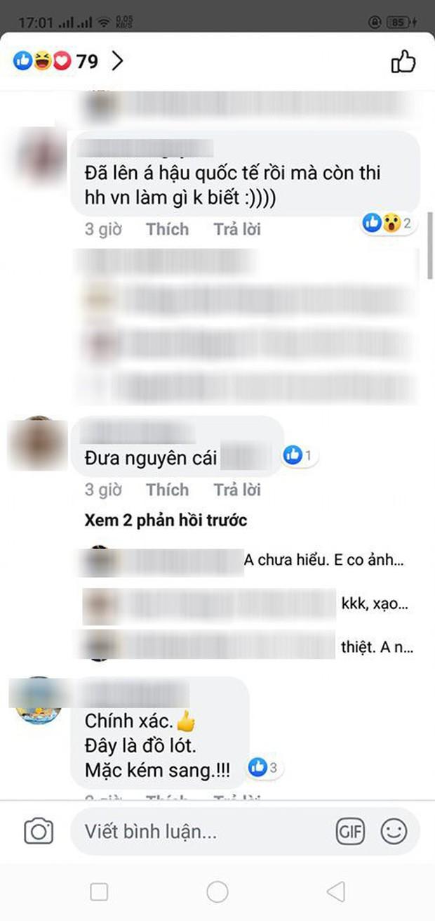Thúy Vân bị soi mặc bikini không khác gì nội y, thú vị hơn là còn đụng hàng với Phạm Hương - Ảnh 3.