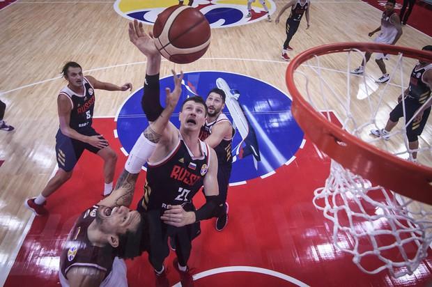 Kết quả ngày thi đấu 8/9 FIBA World Cup 2019: Hủy diệt Serbia, Tây Ban Nha toàn thắng sau vòng bảng - Ảnh 2.