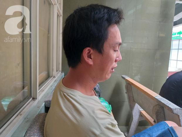 Bố của bé trai 10 tuổi bị người thân chém đứt lìa bàn tay ở Bắc Giang: Giờ tôi chưa dám lại nhìn con - Ảnh 6.